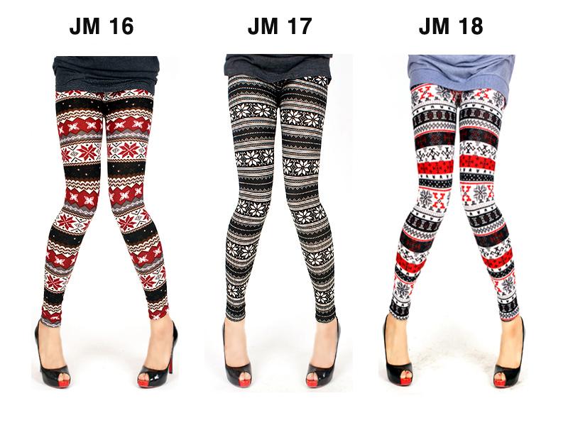 nwt womans girls panthose stretch footless Snowflakes leggings stocking JM17