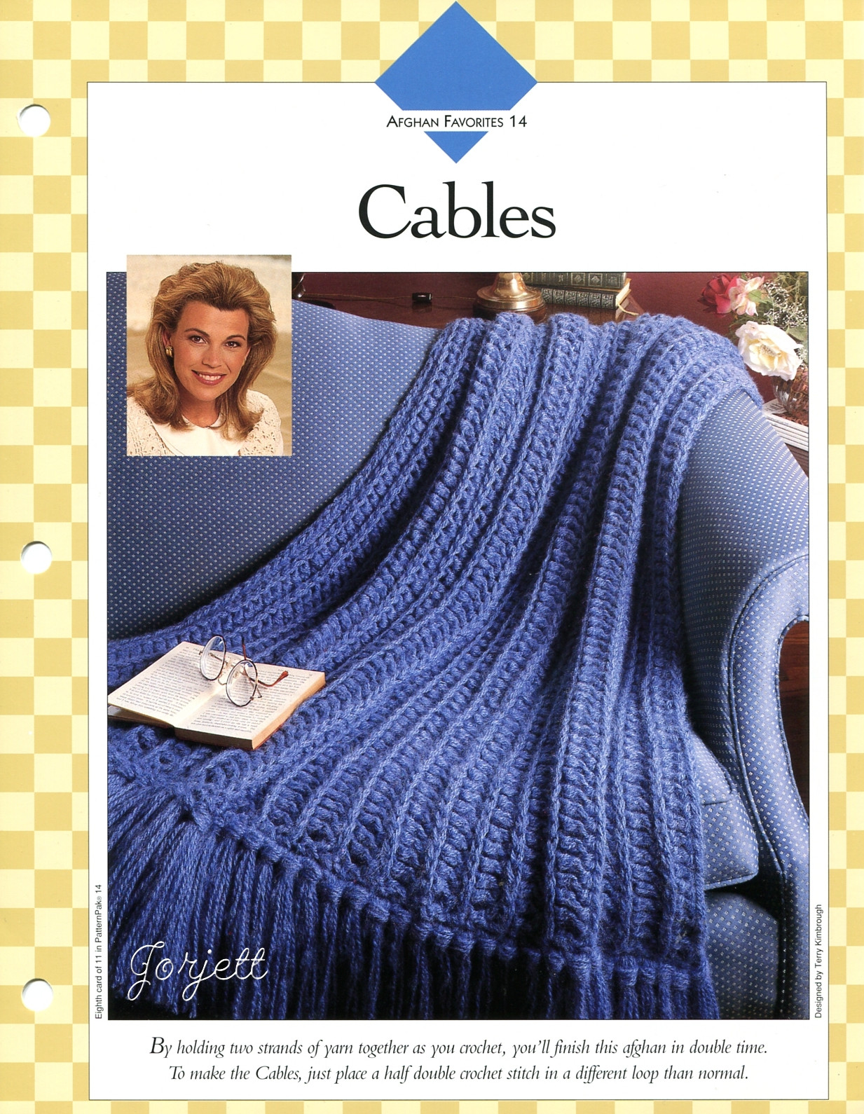 Crochet Afghan Patterns With Q Hook : Q HOOK AFGHAN PATTERNS Free Patterns