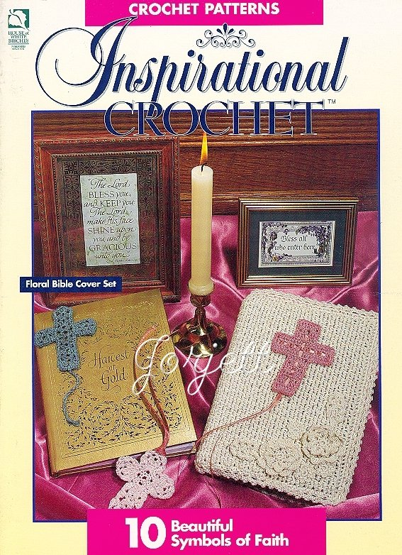 Crochet Bible Cover « The Craftiblog