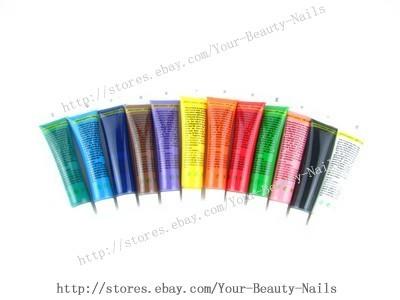 nail art paint polish soak off top coat uv gel for tip lamp decoration