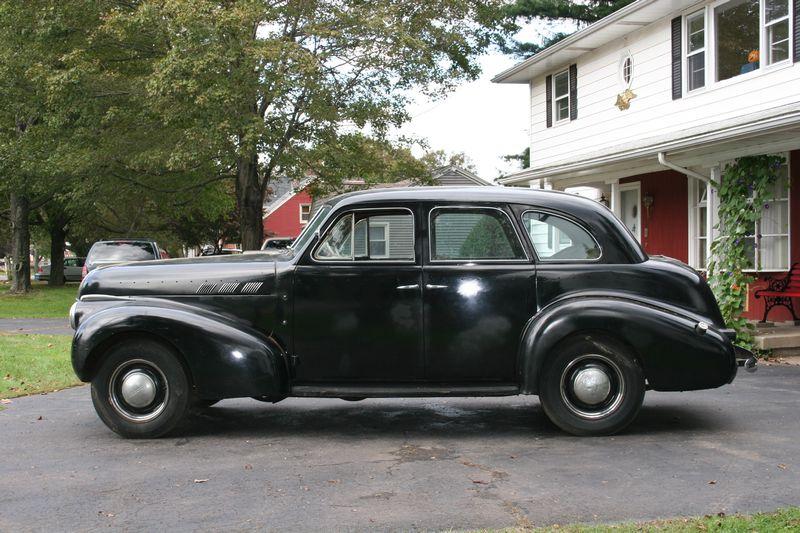 1940 pontiac 4 door sedan autos weblog for 1940 pontiac 2 door sedan