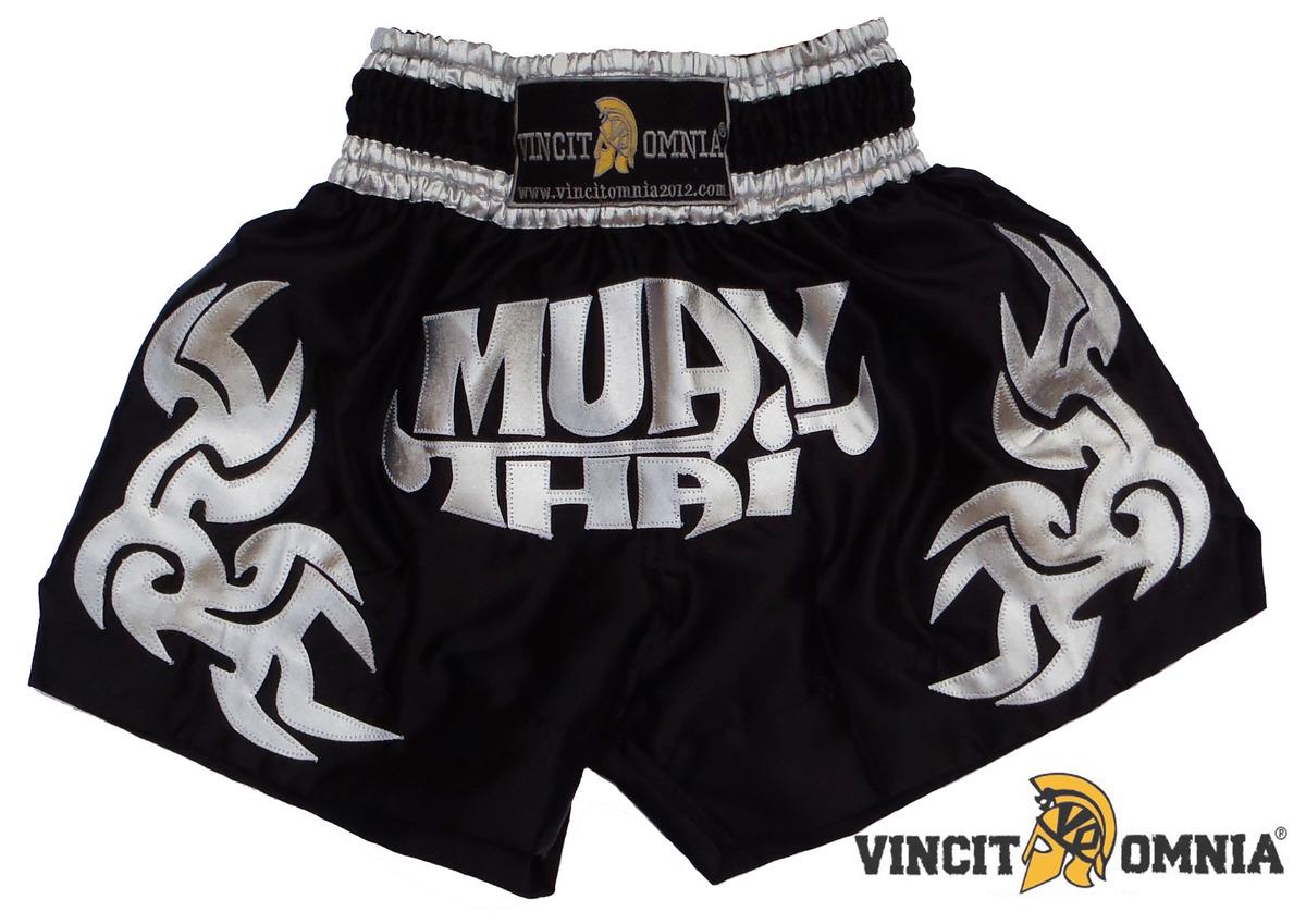 Vobs 01 short boxe muay thai kick boxing k1 for Colecciones omnia