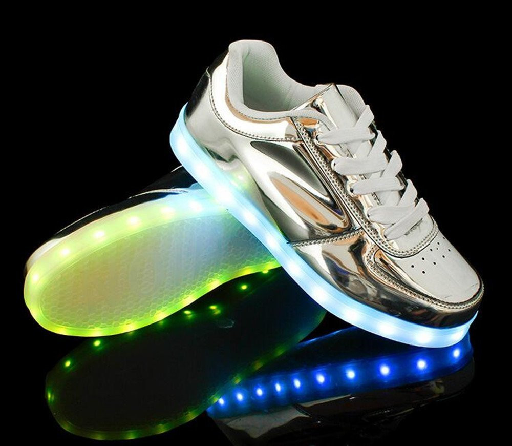 new led shoes light up fashion sneakers
