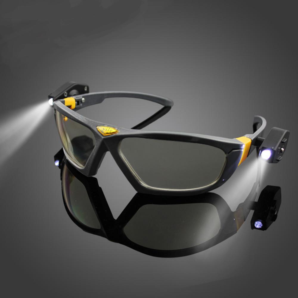 safety glasses eye protective goggles night riding cycling uv antishock glasses
