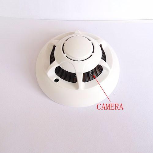 wifi p2p smoke detector model ip spy camera dvr digital video recorder hidden ebay. Black Bedroom Furniture Sets. Home Design Ideas