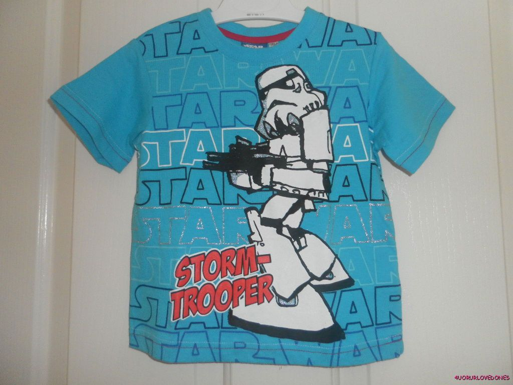 OFFICIAL-FAN-CLUB-STAR-WARS-STORM-TROOPER-BOYS-TEE-NWT