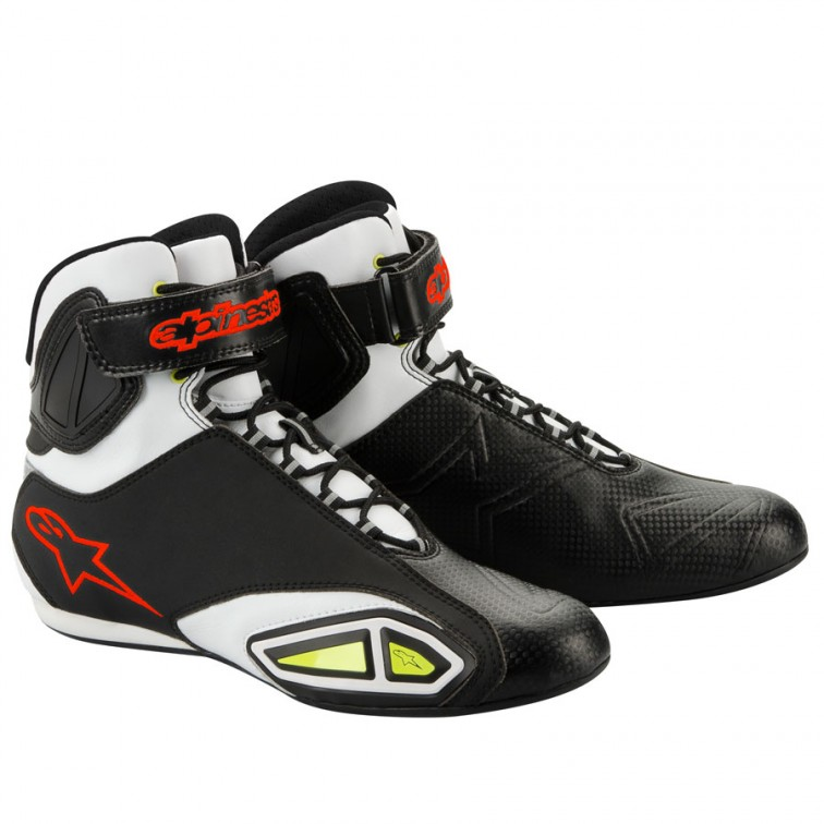 Motorcycle shoes 1