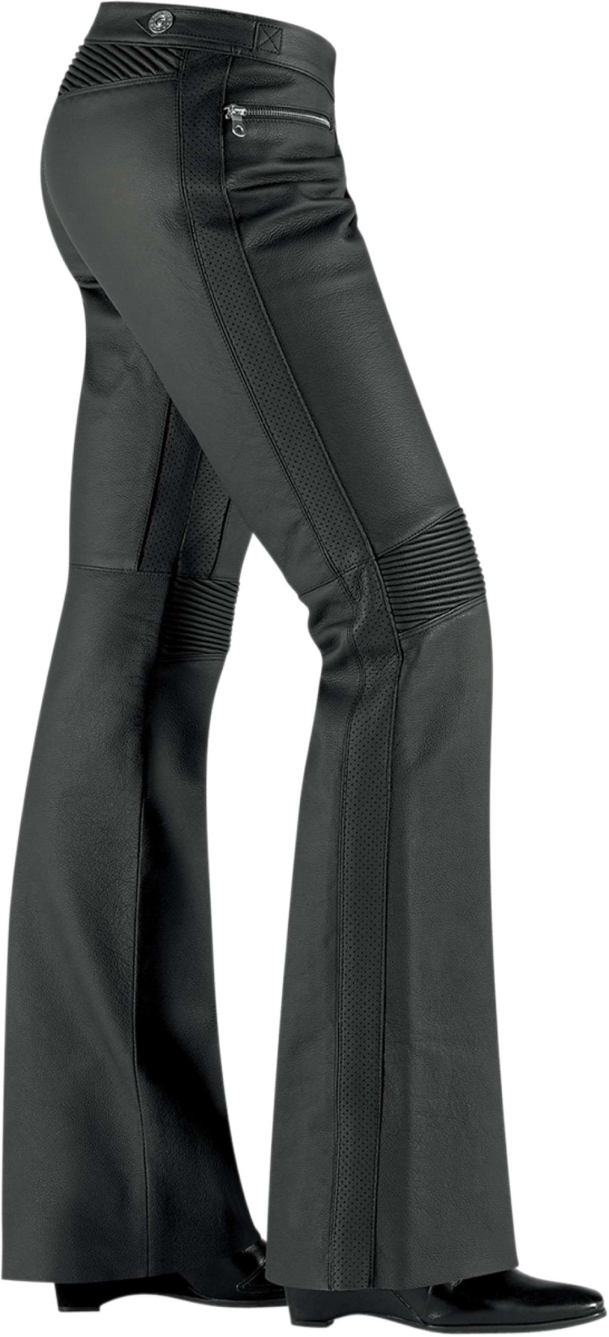 Perfect Women Clothing Gucci Leather Riding Pants W Tags