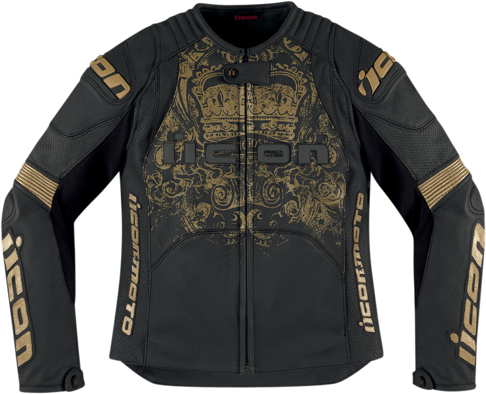 Black Leather Motorcycle Jackets. Gold Club Price: What's This? The Gold Club is our premier membership program. For most items members receive 10% off every day, plus exclusive sales and benefits just for members. Allstate Leather Inc. Men′s Tall Black Buffalo Leather Motorcycle Jacket.