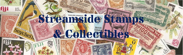 Streamside Stamps and Collectibles