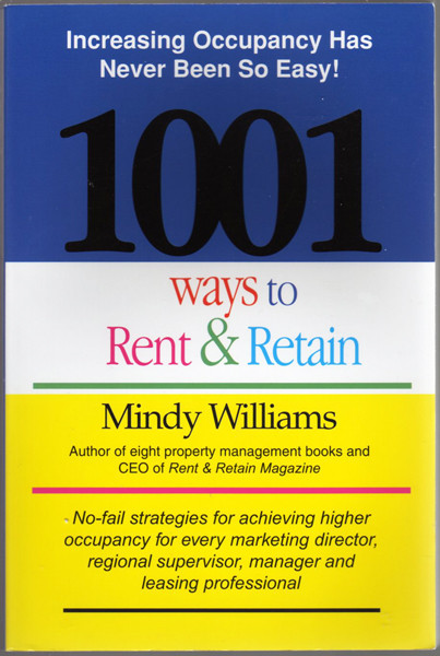 Thumbnail of 1001 Ways to Rent & Retain
