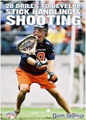 Thumbnail of Dom Starsia: 20 Drills to Develop Stick-Handling and Shooting (DVD)