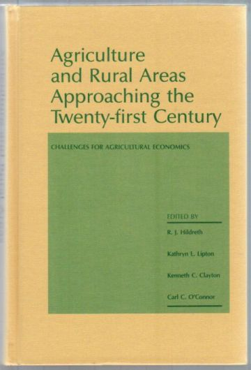Thumbnail of Agriculture and Rural Areas Approaching the Twenty-First Century: Challenges...