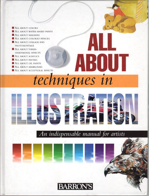 Thumbnail of All About Techniques in Illustration