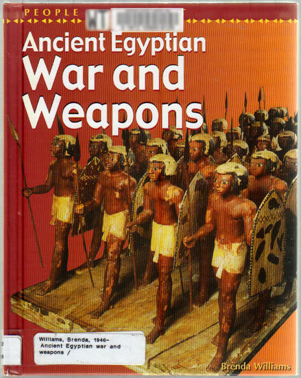 Thumbnail of Ancient Egyptian War and Weapons (People in the Past: Egypt)