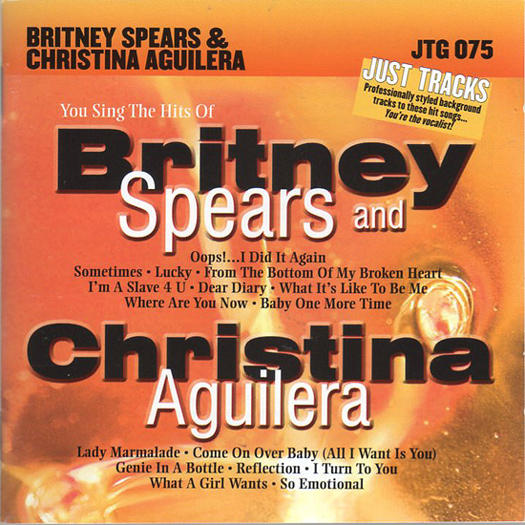 Thumbnail of Sing The Hits Of Britney Spears & Christina Aguilera (Karaoke)