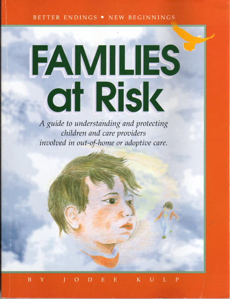 Thumbnail of Families at Risk: A Guide to Understand and Protect Children and Care Givers...