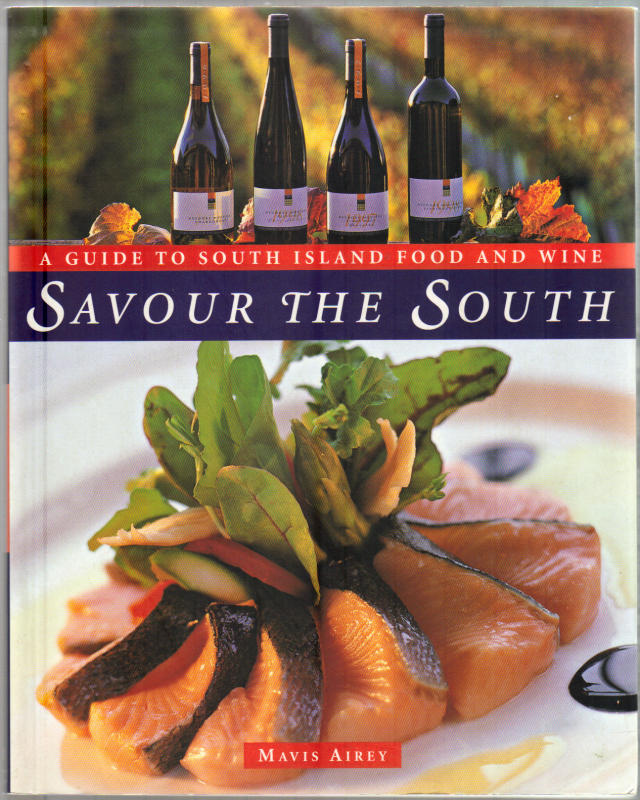 Thumbnail of Savour the South: A Guide to South Island Food and Wine
