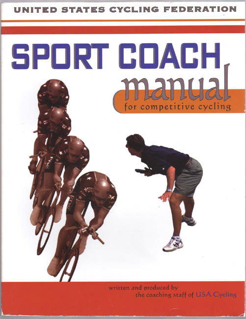 Thumbnail of Sport Coach Manual for Competitive Cycling