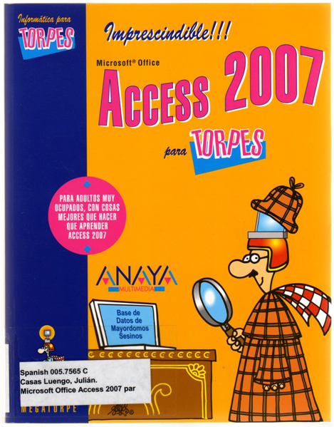 Thumbnail of Access 2007 (Spanish Edition)