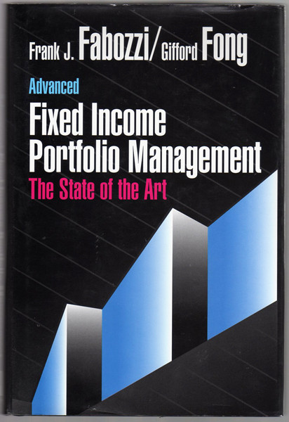 Thumbnail of Advanced Fixed Income Portfolio Management: The State of the Art