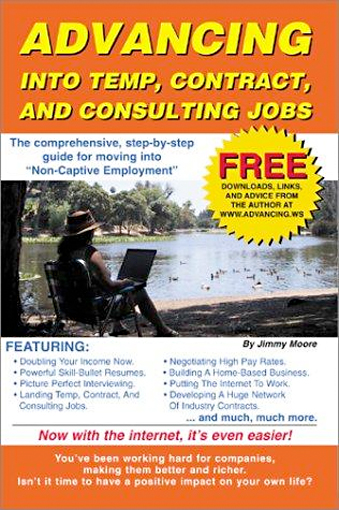 Thumbnail of Advancing Into Temp, Contract, and Consulting Jobs: A complete guide to starting