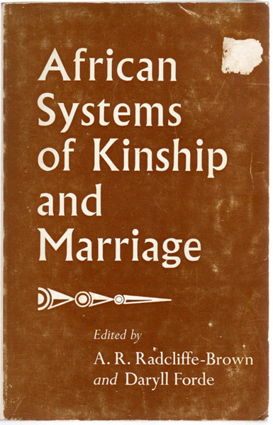 Thumbnail of African Systems of Kinship and Marriage