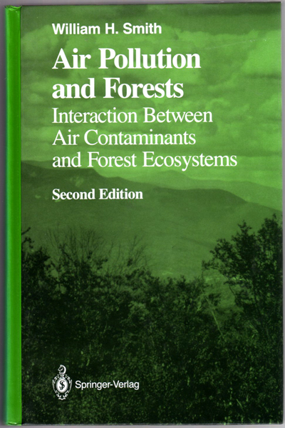 Thumbnail of Air Pollution and Forests: Interactions between Air Contaminants and Forest Ecos