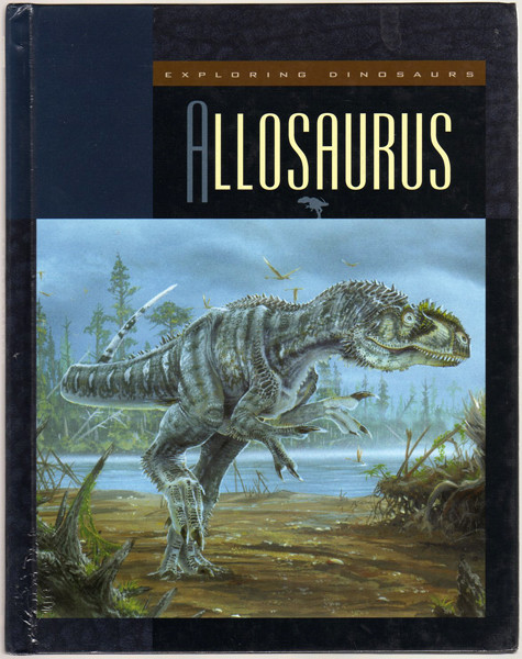 Thumbnail of Allosaurus (Exploring Dinosaurs)