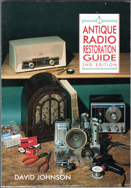 Thumbnail of Antique Radio Restoration Guide