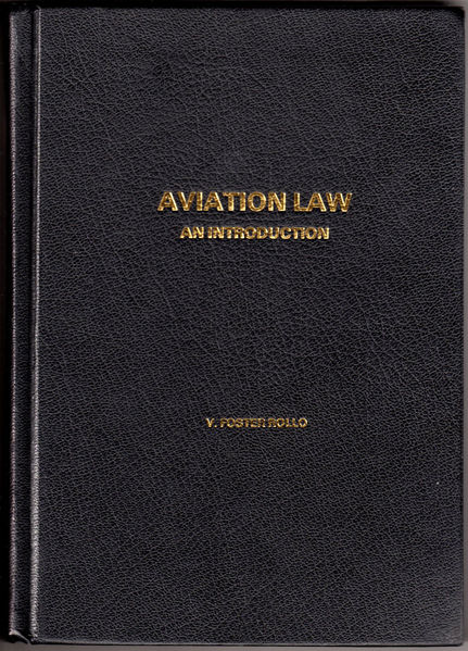 Thumbnail of Aviation Law 2000: An Introduction