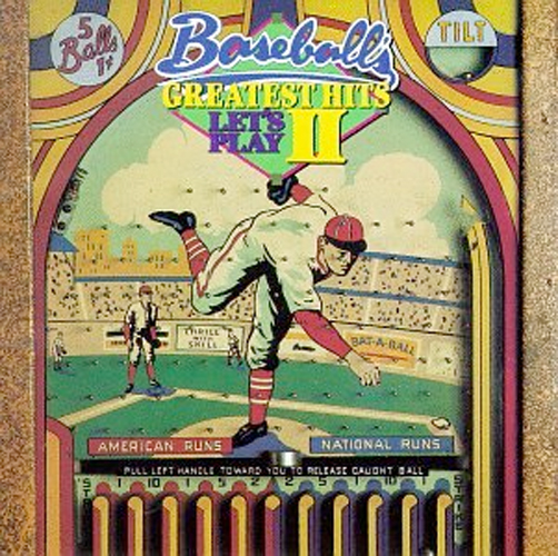 Thumbnail of Baseball's Greatest Hits II: Let's Play