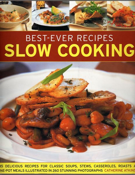 Thumbnail of Best-Ever Recipes Slow Cooking - 135 Recipes