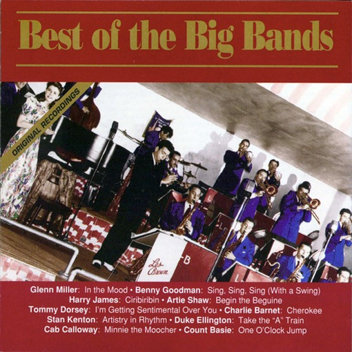 Thumbnail of Best of the Big Bands