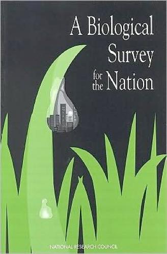 Thumbnail of A Biological Survey for the Nation