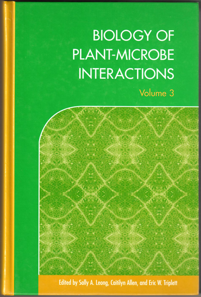 Thumbnail of Biology of Plant-Microbe Interactions (Volume 3)