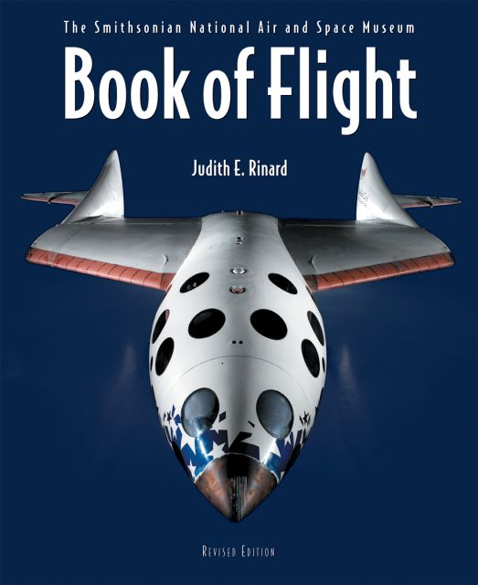 Thumbnail of Book of Flight: The Smithsonian National Air and Space Museum