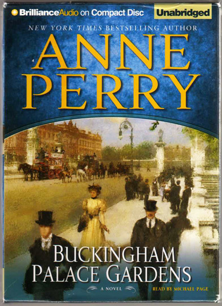 Thumbnail of Buckingham Palace Gardens: A Novel (Thomas and Charlotte Pitt)