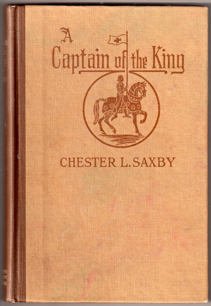 Thumbnail of A Captain of the King