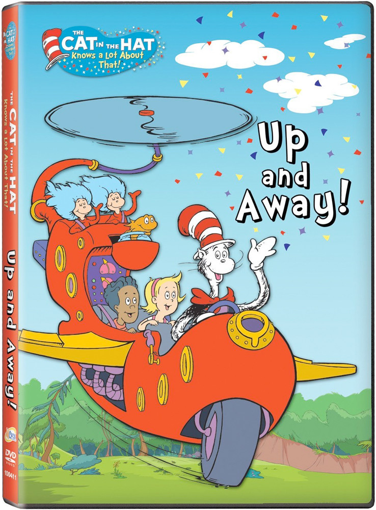 Image 0 of The Cat in the Hat Knows a Lot About That! Up & Away