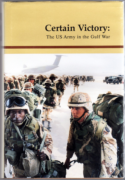 Thumbnail of Certain Victory: The United States Army in the Gulf War
