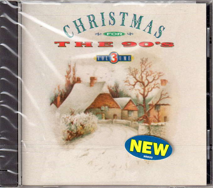 Thumbnail of Christmas for the 90s Volume 3
