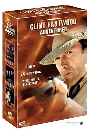 Thumbnail of Clint Eastwood - Adventurer (Firefox / Space Cowboys / White Hunter Black Heart)