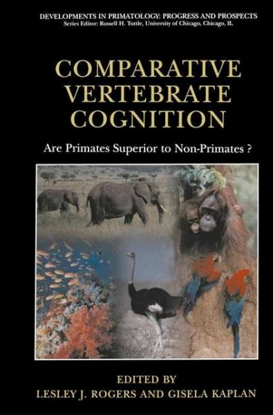 Thumbnail of Comparative Vertebrate Cognition: Are Primates Superior to Non-Primates? (Develo