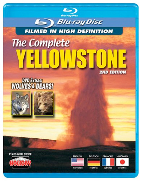 Image 0 of The Complete Yellowstone Blu-ray Combo Pack