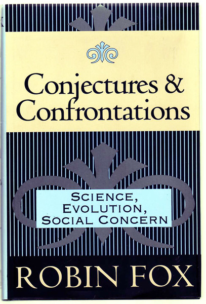 Thumbnail of Conjectures and Confrontations: Science, Evolution, Social Concern