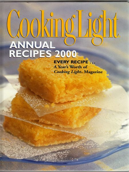 Thumbnail of Cooking Light 2000: Annual Recipes (Cooking Light Annual Recipes)