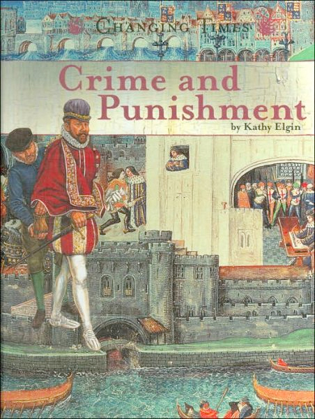 elizabethan era crime and punishment
