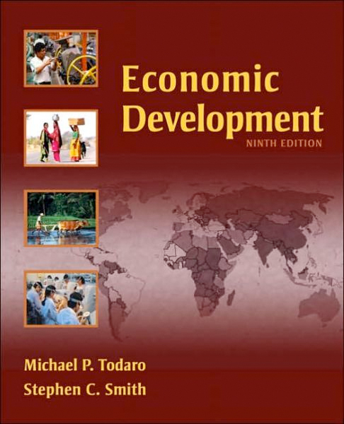 Thumbnail of Economic Development (9th Edition)