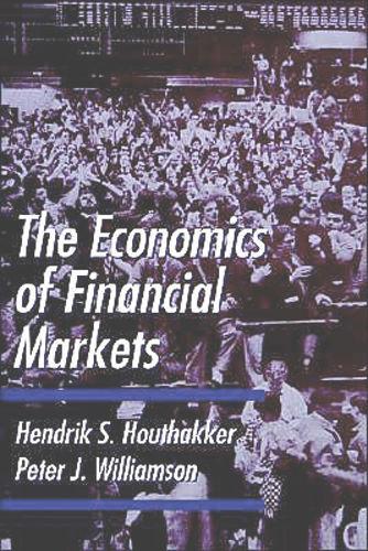Рабочая программа финансовые рынки
